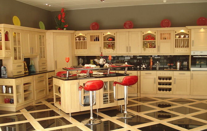 Kitchens flat pack cheap kitchens flat pack kitchen for Cheap flat pack kitchen cabinets
